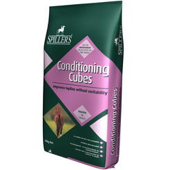 SPILLERS Conditioning Cubes & SPILLERS Conditioning Mix are almost identical in their formulation