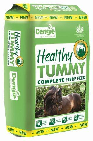Healthy Tummy is a nutritionally complete fibre feed containing all the vitamins and minerals your horse or pony needs.