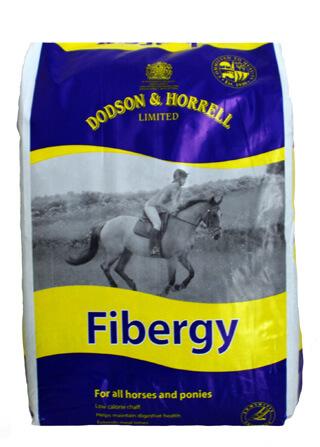 Fibergy is a high fibre
