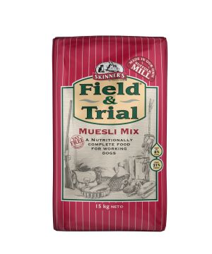 Field & Trial Muesli Mix is a tasty blend of ingredients