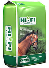 Hi-Fi GOOD DO-ER is a blend of alfalfa and quality soft straw
