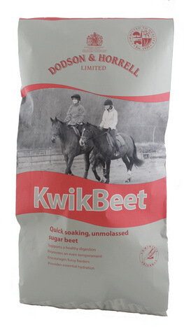 KwikBeet offers a quick and convenient way of adding sugar beet to your horse s diet.
