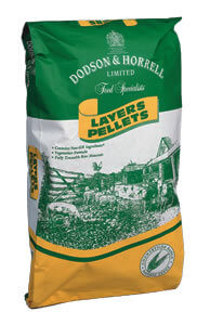 Suitable for all types of hen from point of lay to depletion.