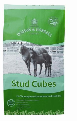 Scientifically formulated for Thoroughbred broodmares & stallions.