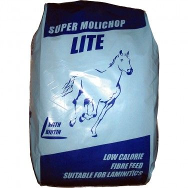 Super Molichop Lite has been totally re-formulated to contain vitamins and minerals.