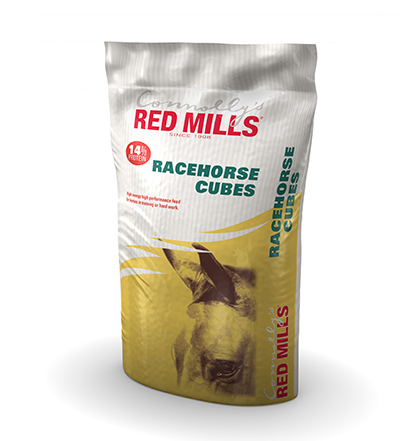 This energy feed is the front-runner of the RED MILLS stable