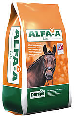 ALFA-A LITE is made from pure alfalfa which has been chopped and dried at a very high temperature to lock in the natural.