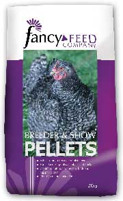 Uniquely formulated to provide a complete balanced diet for all types of adult poultry