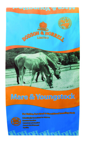 For Native & Warmblood mares