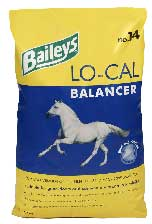 Lo-Cal balancer is a nutrient dense pellet containing all a horse or pony needs for health and well being but with a minimal carbohydrate (calorie) content.