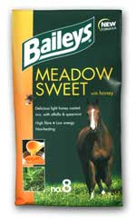 Meadow Sweet with honey is a high fibre