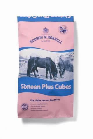 Sixteen Plus Cubes provide a solution for the retired or active veteran that are prone to weight loss