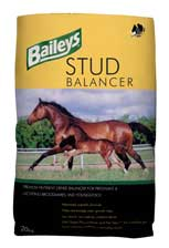 This flagship of the Baileys Stud Range is scientifically formulated to provide essential nutritional support for all types of breeding and youngstock as well as performance horses at rest or in work.
