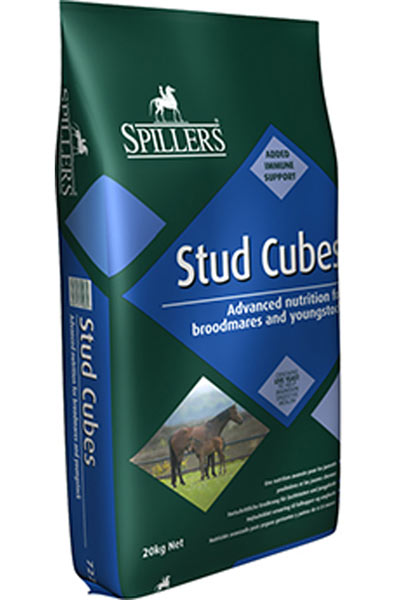 SPILLERS Stud Cubes are highly palatable cubes suitable for broodmares