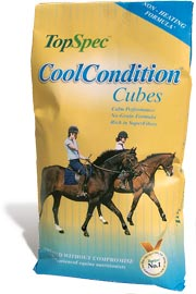 TopSpec CoolCondition Cubes are our top-selling blend.