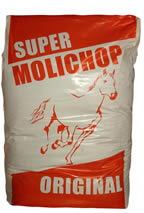 Super Molichop Original as its name suggests was one of the first bagged fibre products ever produced and has evolved into the superior quality